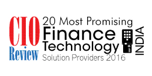20 Most Promising Finance Technology Solution providers in India-2016